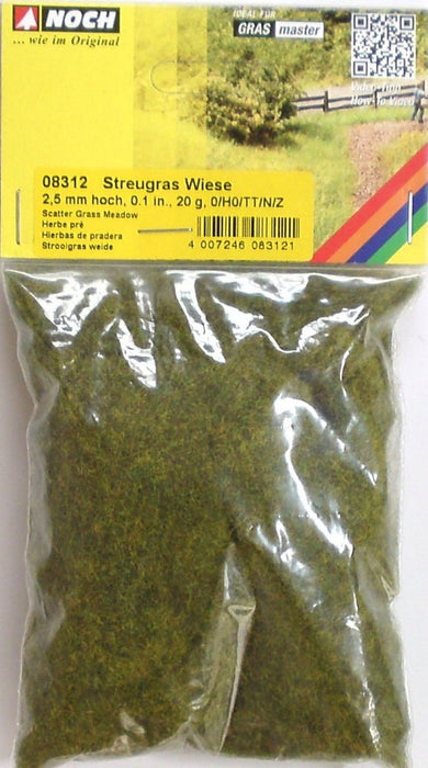 Noch 08312 Static Grass Meadow 50G