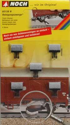 Noch 60158 N Track Cleaners 5Pcs