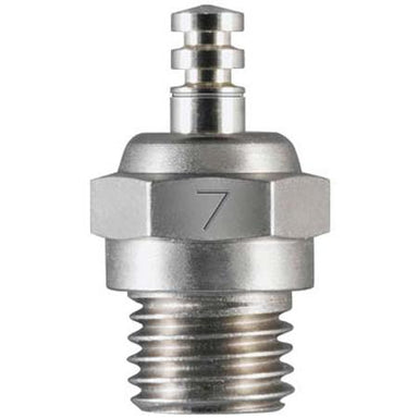 Os No 7 Medium Hot Glow Plug