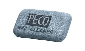 Peco PL-41 Rail Cleaner Block