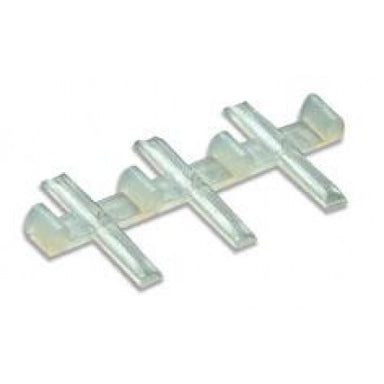Peco SL-11 HO/OO Insulated Rail Joiners 12