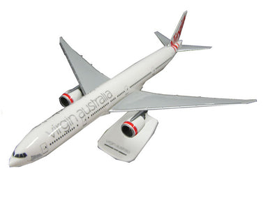 Ppc 1/200 Virgin Australia Boeing B777-300Er Clip Together Plastic Plane