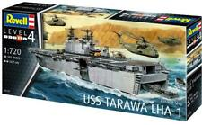 Revell 1/720 Assault Ship USS Tarawa LHA-1