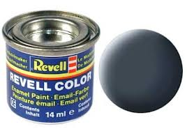 Revell 32109 Anthr Grey Matte