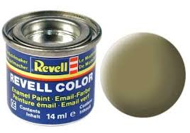 Revell 32142 Olive Yellow Matte