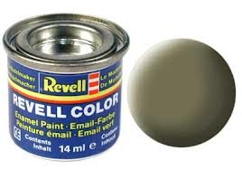 Revell 32145 Light Olive Matte