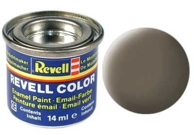 Revell 32186 Olive Brown Matte