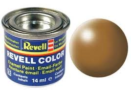 Revell 32382 Wood Brown Silk