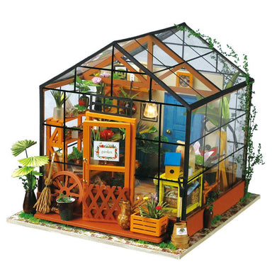 Robotime DIY Rolife Kathys Flower House Kit