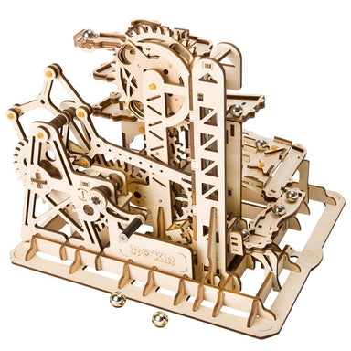 ROKR Lift Coaster Marble Run Kit