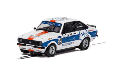 Scalextric Ford Escort Mk2 Rs2000 - Gulf Edition