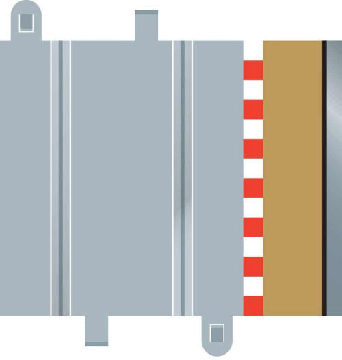 Scalextric Borders And Barriers