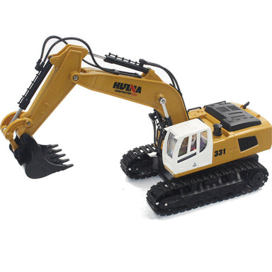 HuiNa Toys 1/18 9CH RC Excavator RTR