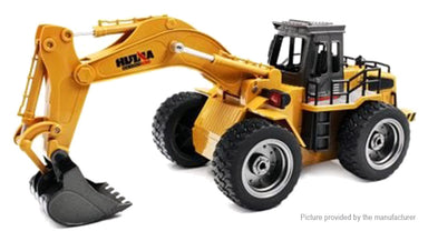 HuiNa Toys 1/18 6Ch Rc Excavator