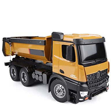 HuiNa Toys 1/14 10ch RC Dump Truck RTR