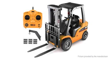 HuiNa Toys 1/10 8Ch Rc Forklift 2.4Ghz