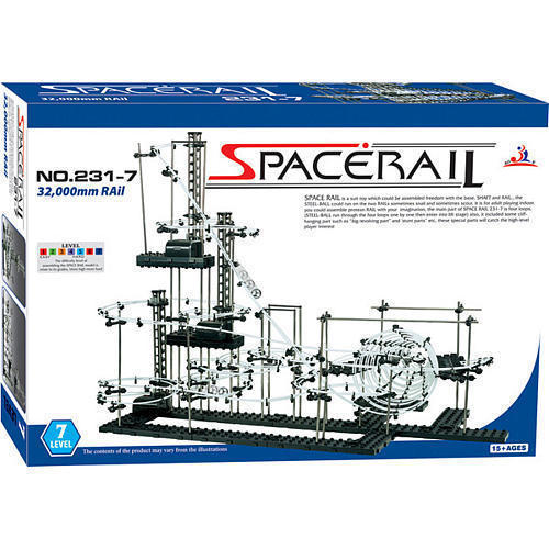 Spacerail Level 7 32m Advanced Marble Run Kit
