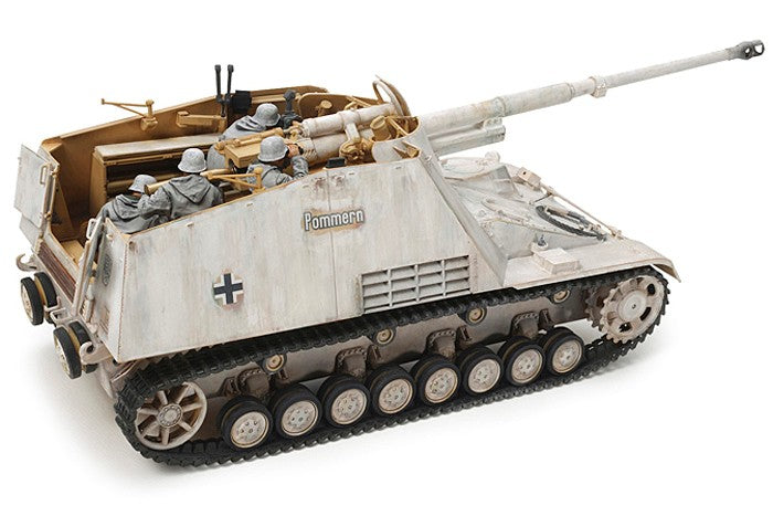 Tamiya 1/35 German Self-Propelled Heavy Anti-Tank Gun Nashorn