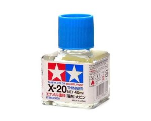Tamiya X-20 Enamel Thinner 40ml