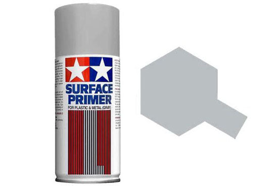Tamiya Surface Primer Grey