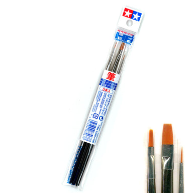 Tamiya Standard Brush Set Hf