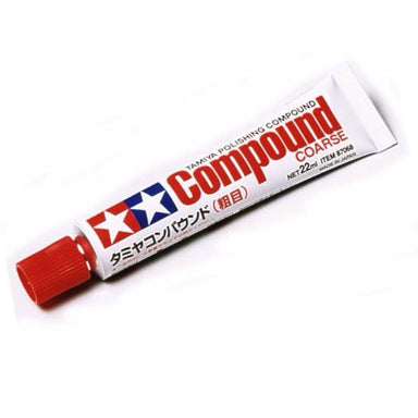 Tamiya 87068 Polishing Compound Coarse