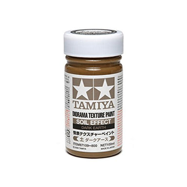 Tamiya 87108 Texture Paint Soil Effect Brown