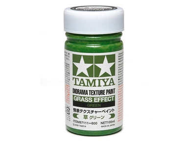 Tamiya 87111 Texture Paint Grass Green