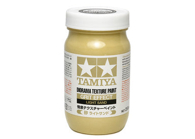 Tamiya 87122 Texture Paint Grit Effect Light Sand