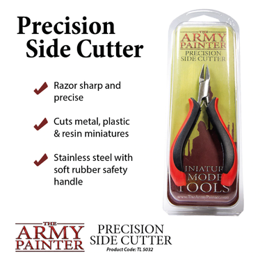 Army Painter TL5032 Precision Side Cutter