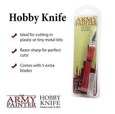 Army Painter TL5034 Hobby Knife