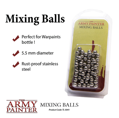 Army Painter TL5041 Mixing balls