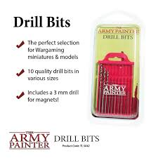 Army Painter TL5042 Drill Bits