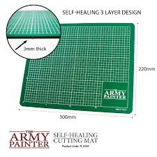 Army Painter TL5049 Cutting mat