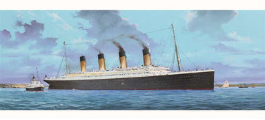 Trumpeter 1/200 Titanic (W/Light Set) Plastic Model Kit