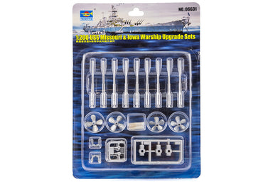 Trumpeter 1/200 Uss Missouri/Iowa Upgrade Kit