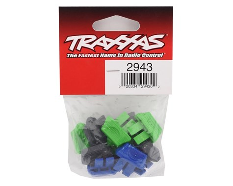 Traxxas 2943 Battery Plug Charge Indicator Set