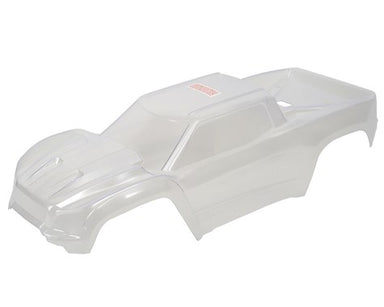 Traxxas 7711 X-Maxx Monster Truck Body (Clear)