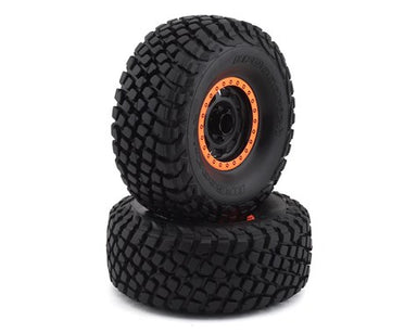 Traxxas 8472 Udr Wheels And Tires Pre Mounted (2)