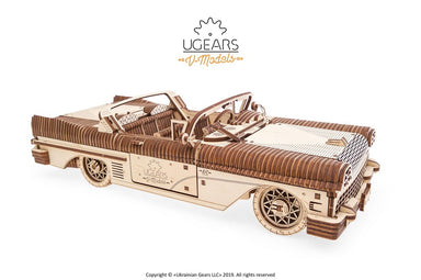 Ugears Dream Cabriolet Vm-05