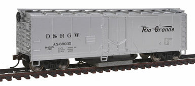 Walthers Trainline HO Track Cleaner Box Car Drgw