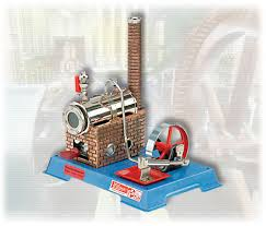 Wilesco D6 Basic Type Steam Engine