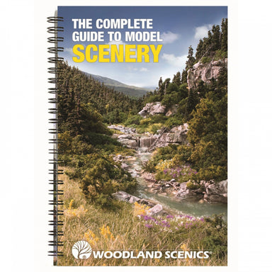 Woodland Scenics The Complete Guide to Model Scenery