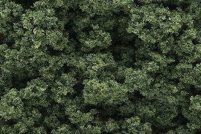 Woodland Scenics FC683 Clump Foliage Med Green Small