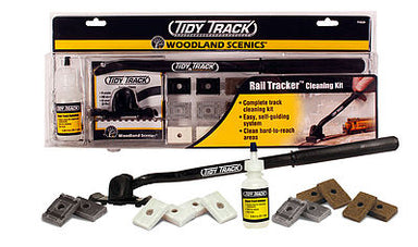 Woodland Scenics Rail Tracker Cleaning Kit
