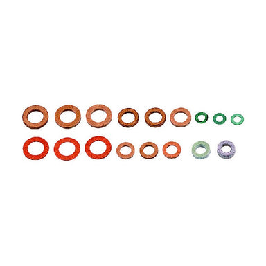 Wilesco 01520 Sealing Rings Assorted 3mm - 6mm