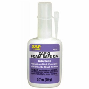 Zap O Foam Safe Ca Pt-25 20Gm Odourless