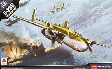 Academy 1/48 B25G Shark Mouth