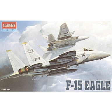 Academy 1/144 F-15C Eagle Plastic Model Kit