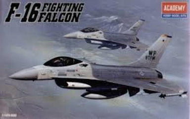 Academy 1/144 F-16 Fighting Falcon Plastic Model Kit